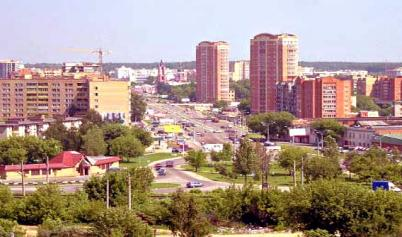 картинки города щёлково