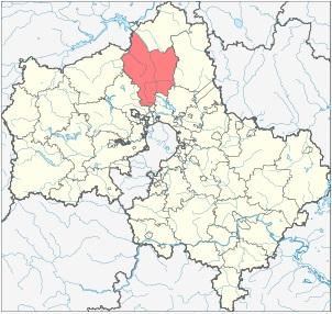 дмитровский район карта картинка информация условиях